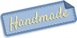 """Handmade"" logo"